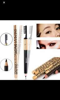 💄💎Eyebrown pencil with spooly brush