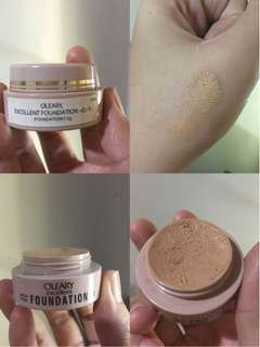 Water-Proof Excellent O'LEARY Cream Foundation