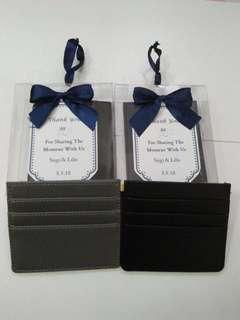 Card Holder / Card Wallet 6 slot