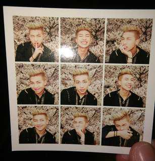 BTS RM / Namjoon photocard