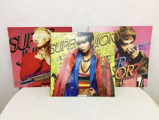 Super Junior Mr. Simple Ver. A PH (Sealed): Donghae, Leeteuk, Yesung