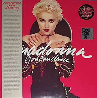 """Madonna -  You Can Dance (RSD 2018, 12"""" Red Vinyl LP)"""
