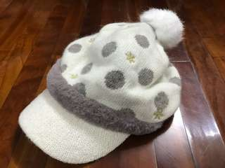 Fila 旅行毛帽✨⭐️
