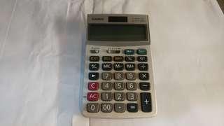 Casio 12 digits 計數機