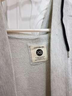 Cotton On - Cardigan/Jacket (w/ hood & pockets)