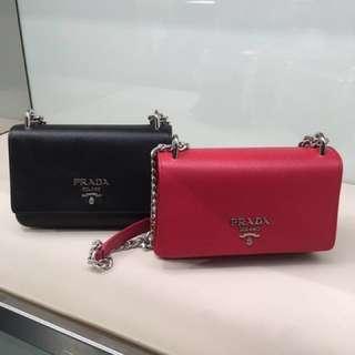 打折 🇮🇹Prada mini bag 斜咩袋