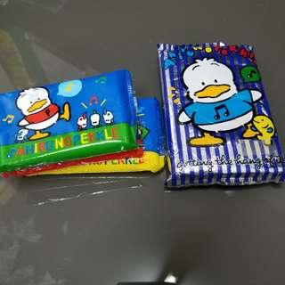 絕版珍藏鴨鴨紙巾 (套)