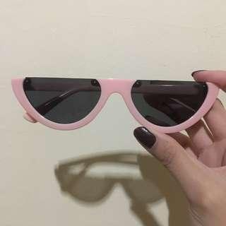 Pink Pastel Sunglasses