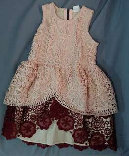 Baby Jane customized dress