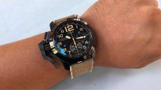 Graham Chronofighter Oversized