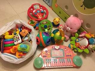 嬰幼兒玩具 BB用品
