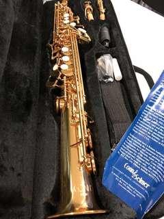 Conn & Selmer Soprano Saxophone SS650