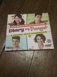 SIGNED Diary Ng Panget OST