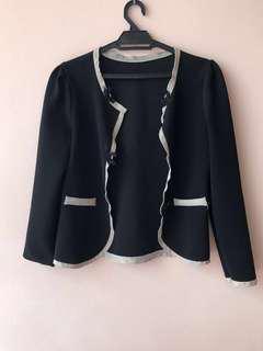 Korean Blazer in Black