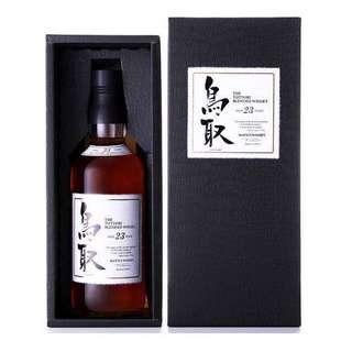 [全新] [日本購入] 鳥取 23年 50度 700ml 日本威士忌