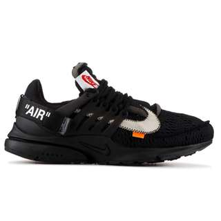 🚚 Off-White x Nike Air Presto Black Out