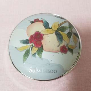 New In- Sulwhasoo Perfecting Cushion EX
