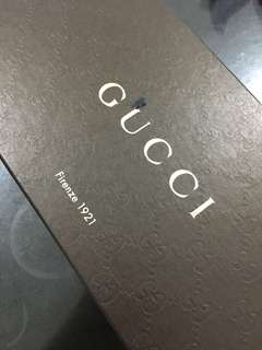 Gucci Shoebox