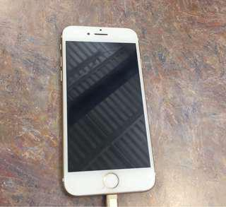 Like new iPhone 7 gold 128gb