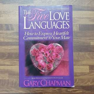 Christian Book - The Five Love Languages