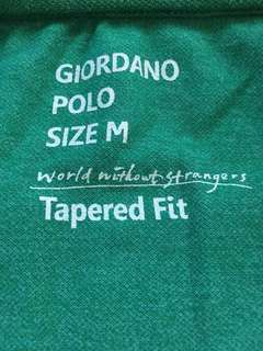 Giordano - Polo Tapered Fit