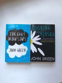 John Green' s The Fault In Our Stars & Looking for Alaska