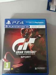 Grand turismo ps4 games