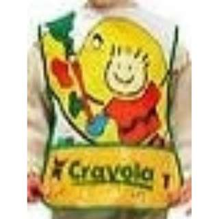 Crayola Art Smock ~ Brand New