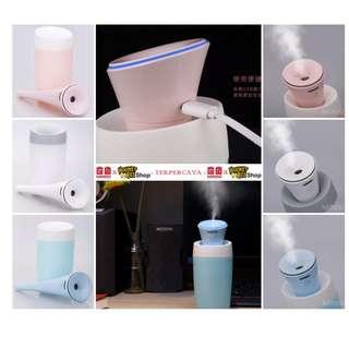 Japan Quality - Pelembap Ruangan Uap Aroma Miniso Mini Usb Humidifier