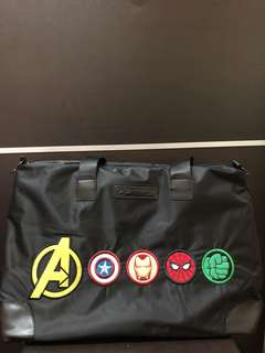 Avengers infinity War limited edition bag