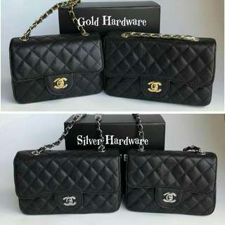 Chanel Medium Black Sling Bag