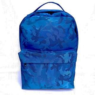 Tas Backpack Premium Army (blue)