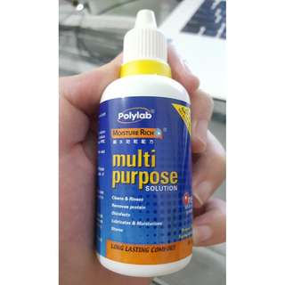 Polylab Multi-Purpose Solution (Air Softlens Travel Size)