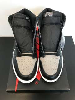 Brand New DS Nike Air Jordan 1 Retro High OG Shadow Size 10