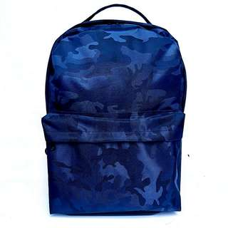 Tas Backpack Premium Army (navy)
