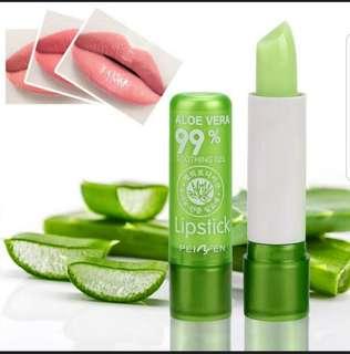 Ready stock /aloe Vera lipstick