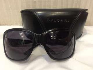 Authentic Bvlgari Sunglasses