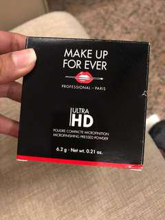 Make up for ever microfinishing pressed powder