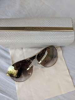 Jimmy Choo Aviator Shades