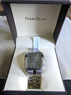 Perry Ellis Dress Watch