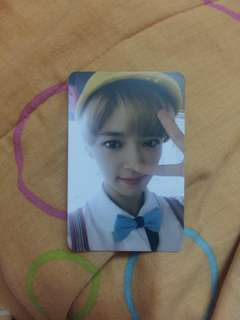 Twice Twicecoaster Lane 1 Jeongyeon photocard