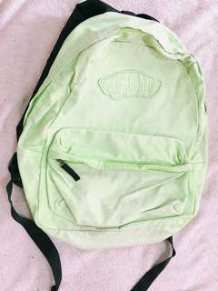 vans bagpack