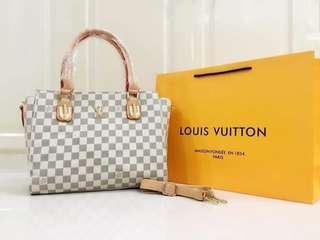 LV Inspired Sling/Handbag