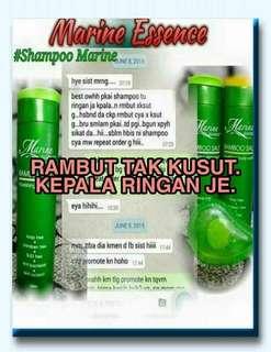 Instock @marine shampoo