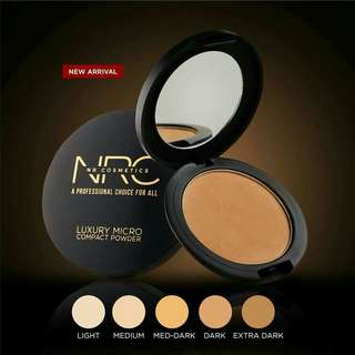 🚚 NRC LUXURY MICRO COMPACT POWDER..Processing proceed upon full payment received via bank transfer