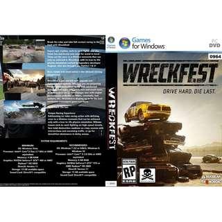(PC) Wreckfest