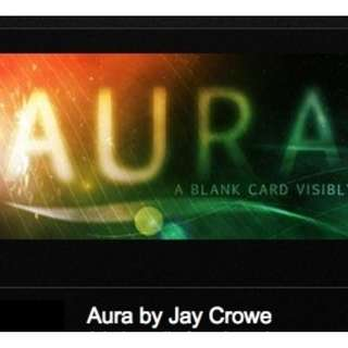 Aura by Jay Crowe magic trick