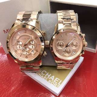 Authentic Quality MK Watches