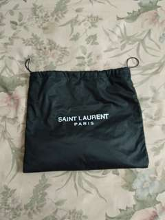 Dustbag Saint Laurent