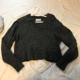 ARITZIA WILFRED OVERSIZED SWEATER